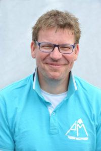 Schipper Pieter Meeter - Skutsje Meeter